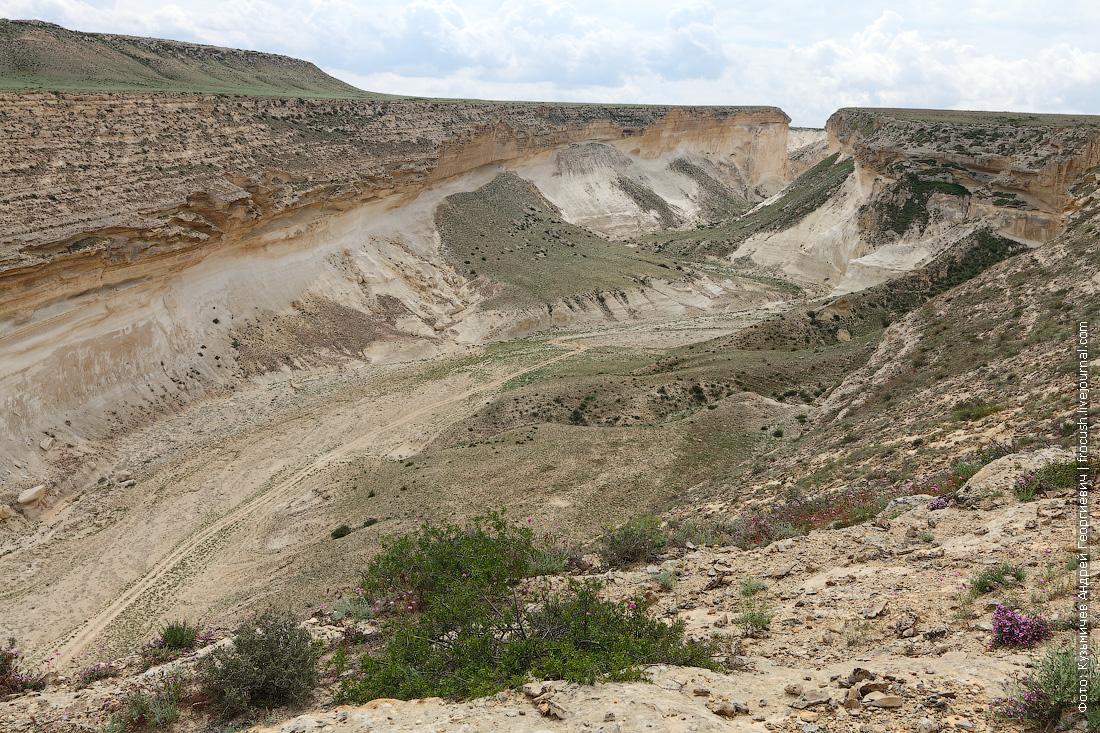 Ущелье Капам-Сай