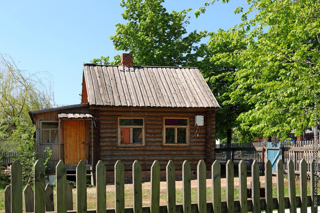 Белорусское подворье национальная деревня народов Саратовской области