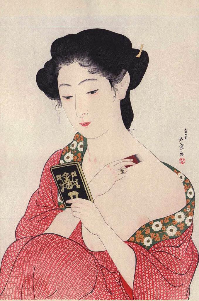 Pale Flower, Goyō Hashiguchi0.jpg