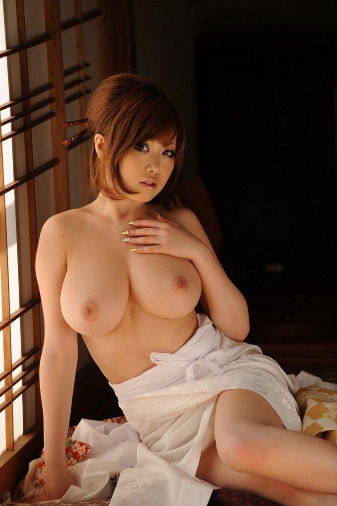 фото голых японских красавиц