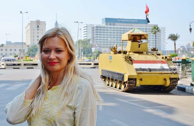 я в Каире