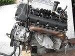 Двигатель 428PS 4.2 л, 390 л/с на LAND ROVER. Гарантия. Из ЕС.