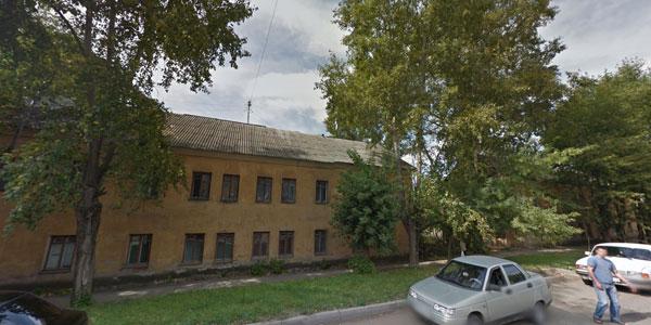 На улице Романа Ердякова снесут 5 домов для нового жилого комплекса