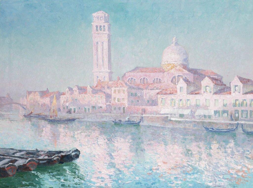 Paul Leduc -  View of Venice  - 18398-617.jpg