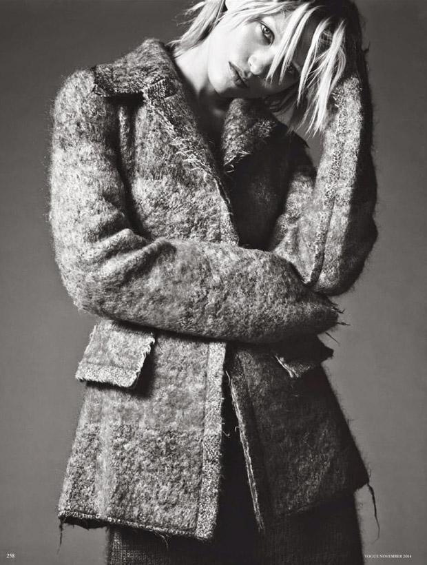 Хана Жирикова (Hana Jirickova) в журнале Vogue Germany