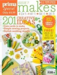 Журнал Prima Makes -  April 2015
