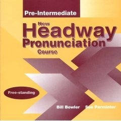 Аудиокнига New Headway Pronunciation Course Pre-Intermediate