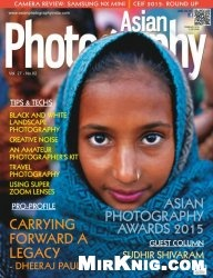 Журнал Asian Photography & Imaging February 2015