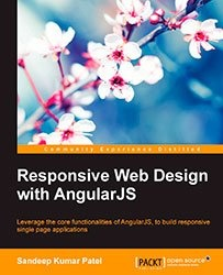 Книга Responsive Web Design with AngularJS