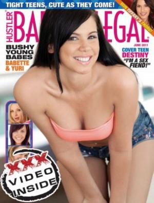 Журнал Журнал Barely Legal № 6 (june 2011)