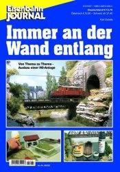 Журнал Eisenbahn Jurnal - Immer an der Wand entlang