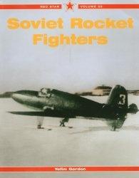 Книга Soviet Rocket Fighters (Red Star 30)