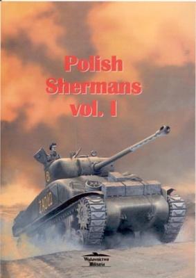 Журнал Журнал Wydawnictwo Militaria 124 - Polish Shermans vol.1