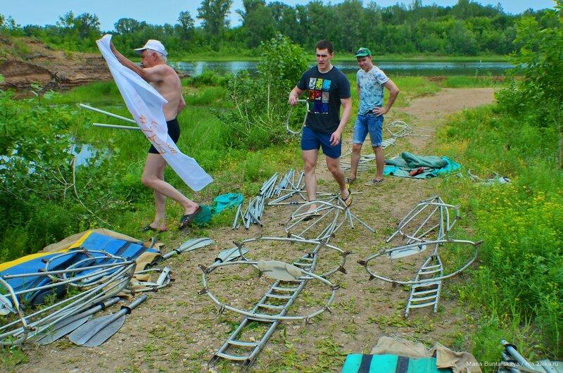 Атомный сплав, Балаково, 18-19 июня 2015 года