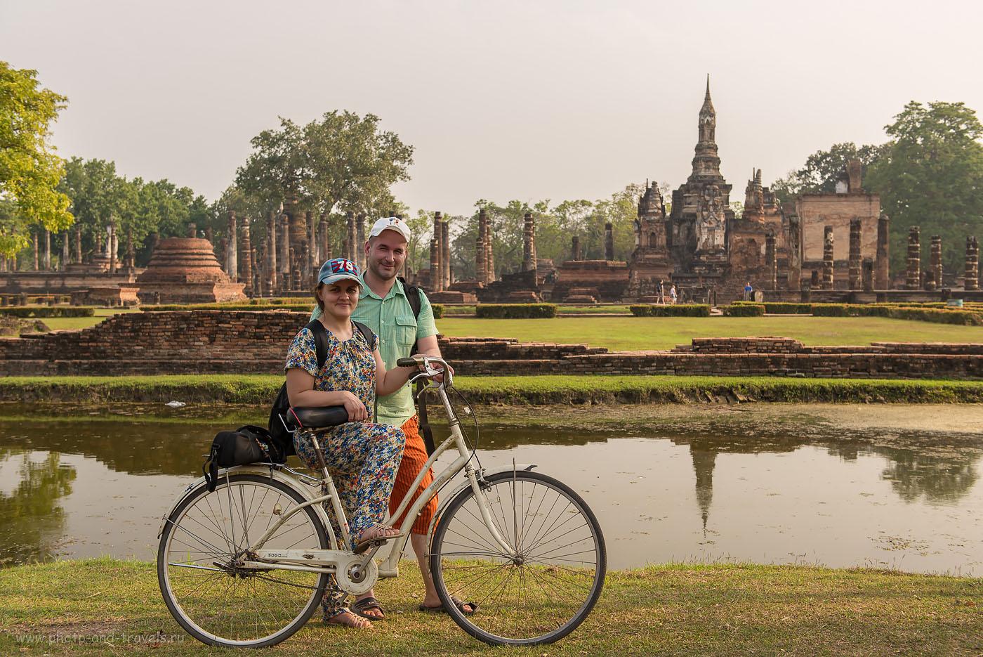 Фото 31. Мы рекомендуем включить в маршрут поездки по Таиланду посещение исторического парка Sukhothai Historical Park. Добраться сюда из Бангкока не так уж сложно, а положительных эмоций получите очень много.