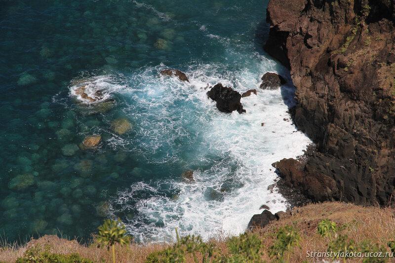 Мадейра, дорога северного побережья