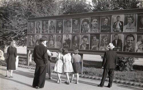 Архив С. Переплётчикова: городские зарисовки