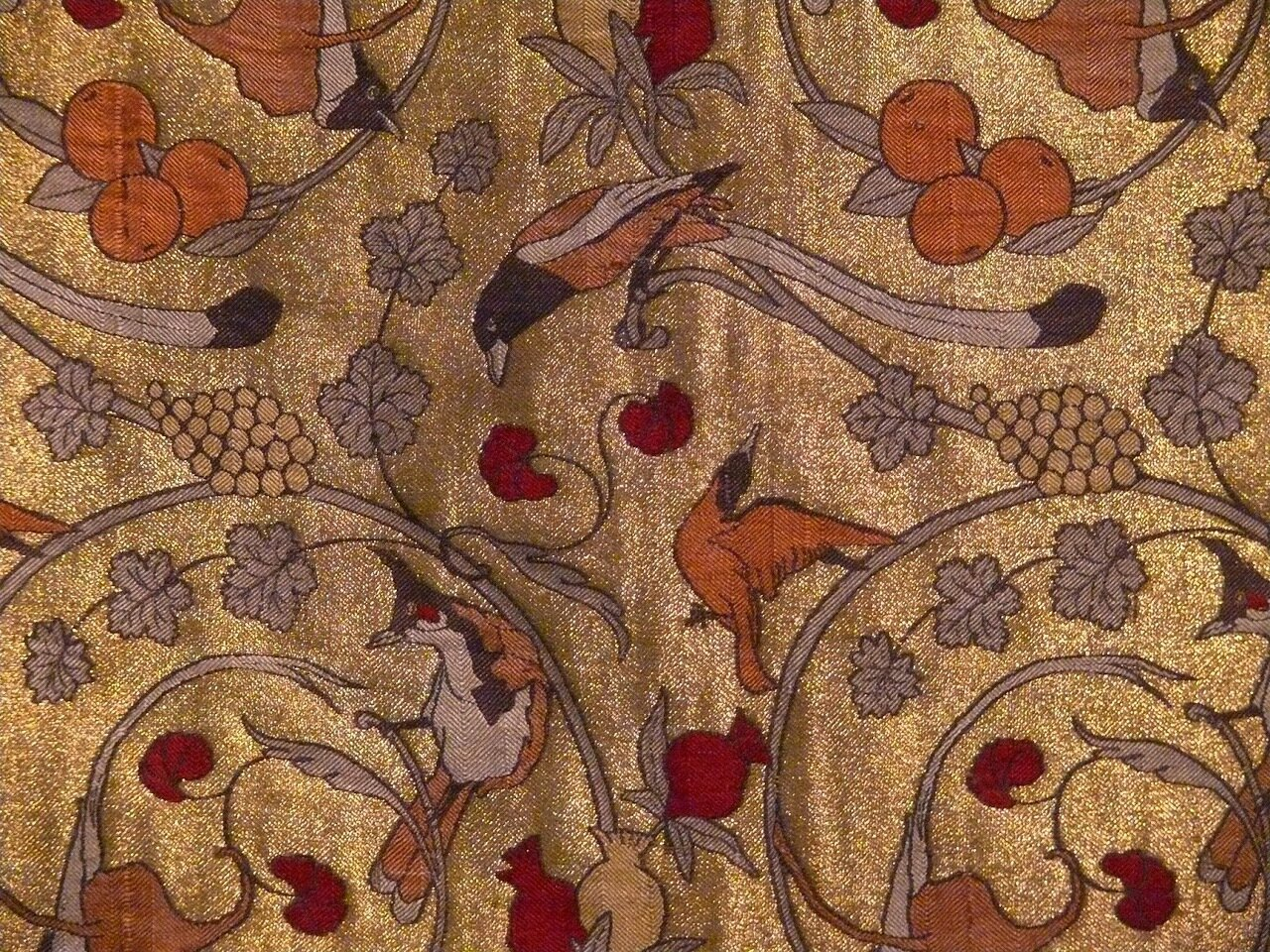 Рауль Джейн (Rahul Jain), ткань