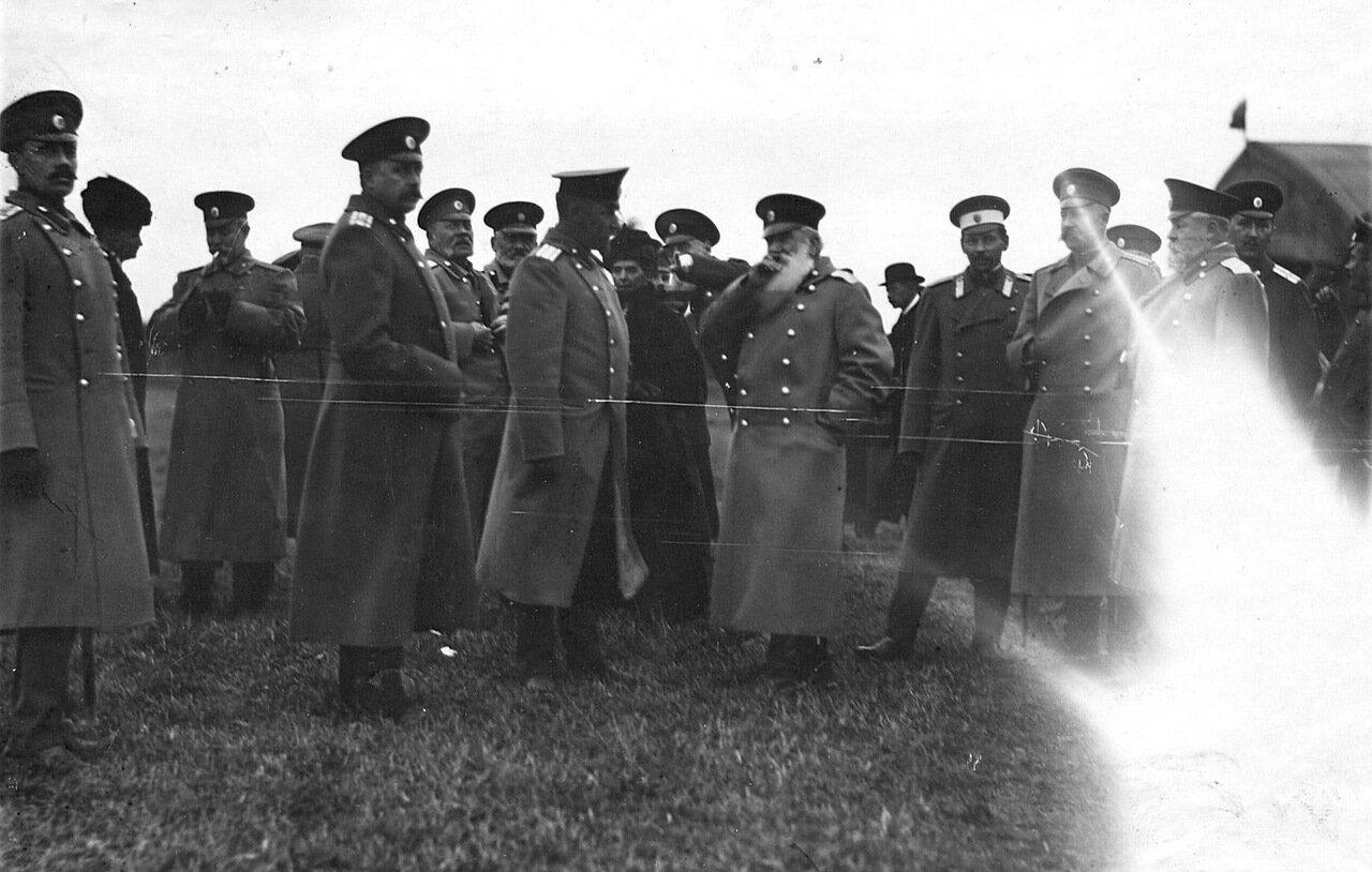 05. Группа военных на Корпусном аэродроме