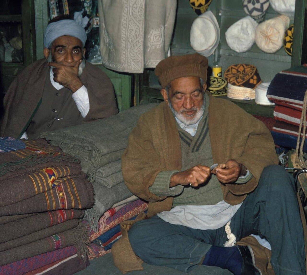Торговцы коврами