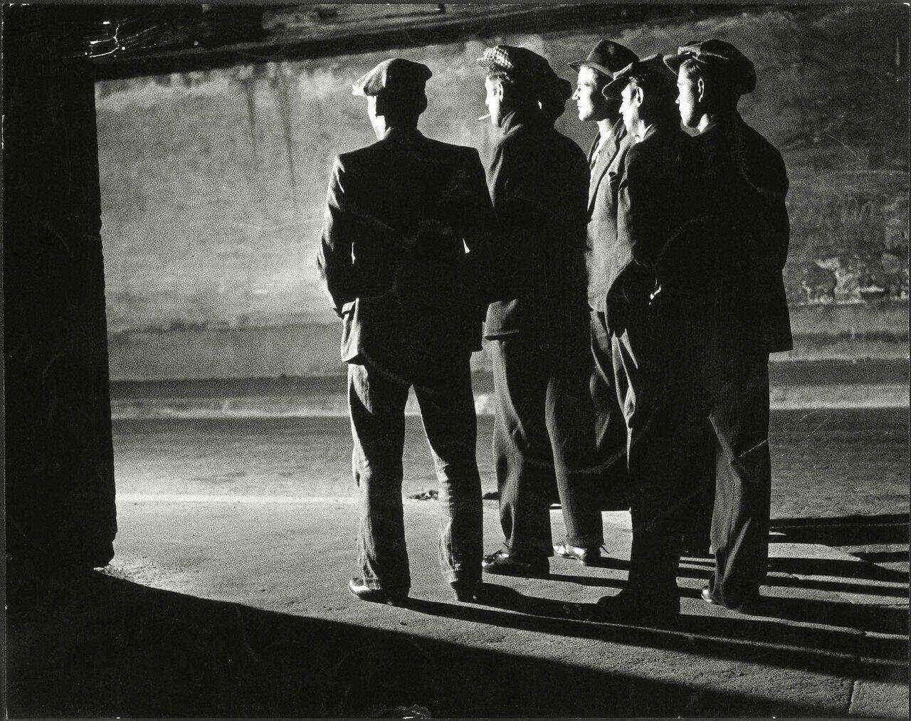 1932. Банда Большого Альберта