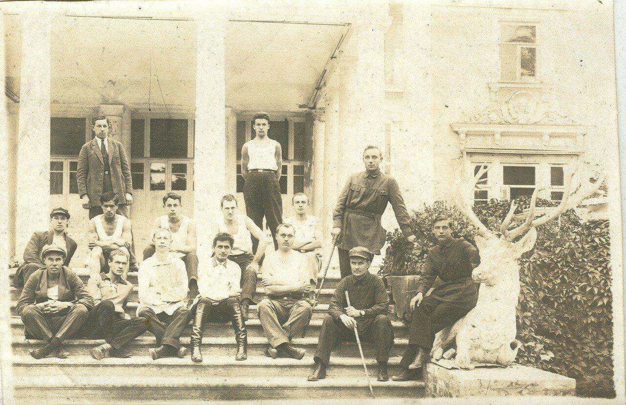 1926. Дом отдыха