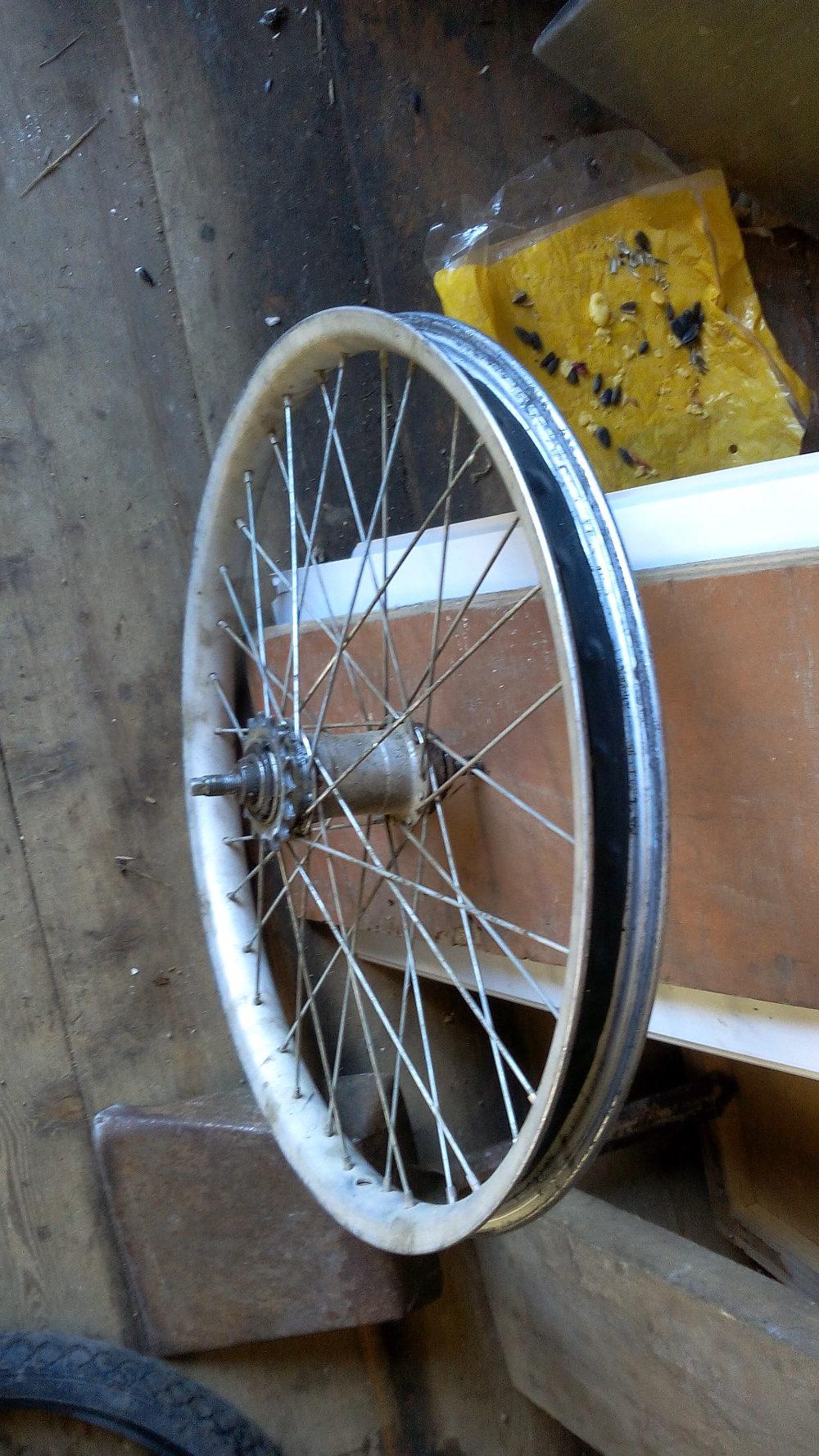 Обод для велосипедного колеса 20 дюймов