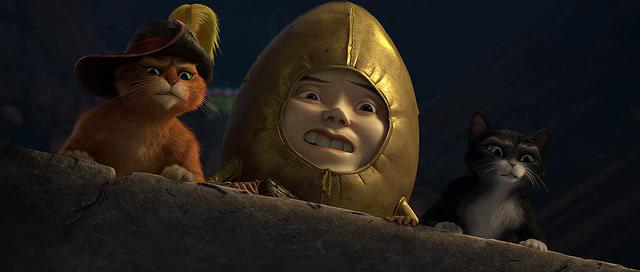 Кот в сапогах и яйцо смотреть онлайн