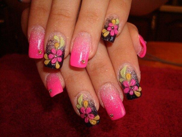 Дизайн ногтей онлайн фото
