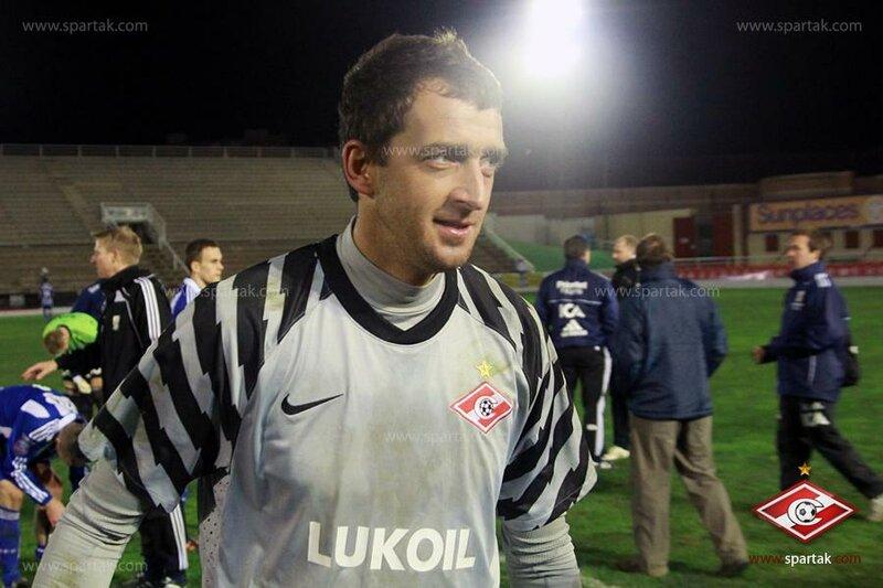 «Спартак» vs «Гетеборг» 4:2 П (2:2) Copa del Sol 2012 (Фото)