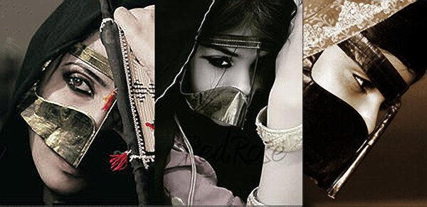 [ЛитПлюсПост] Взгляд из-под абайи. Или несколько слов о восточной женщине, от самой этой женщины. ©Laikablu