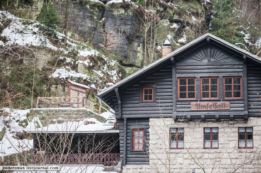 отель на немецком курорте