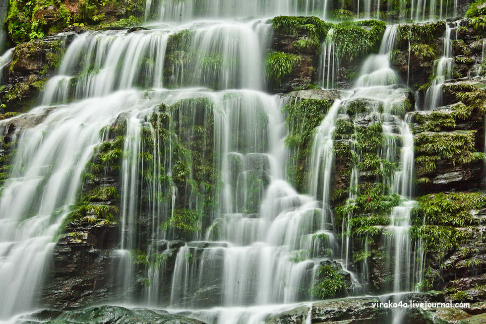Водопад фата