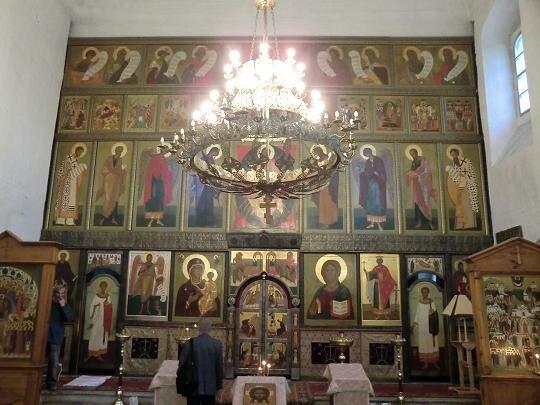 """в храме Святого Равноапостольного князя Владимира, """"что в Старых Садех"""""""