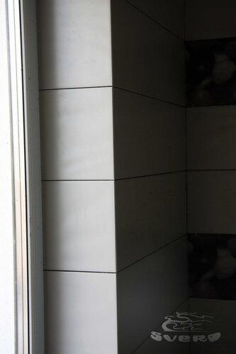 облицовка откоса окна