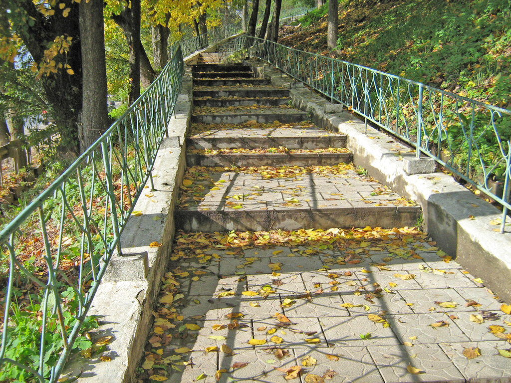 Окрестности Звенигорода за один день