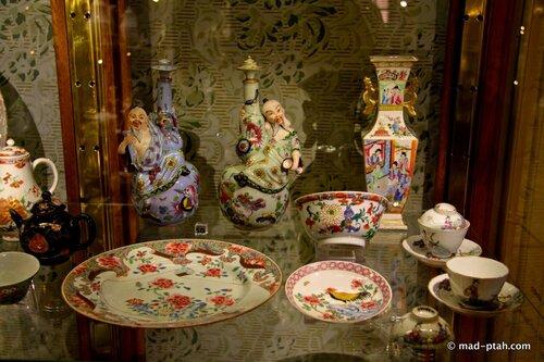стекло, керамика, чески крумлов