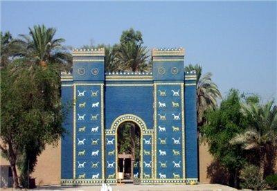 Ворота Иштар2