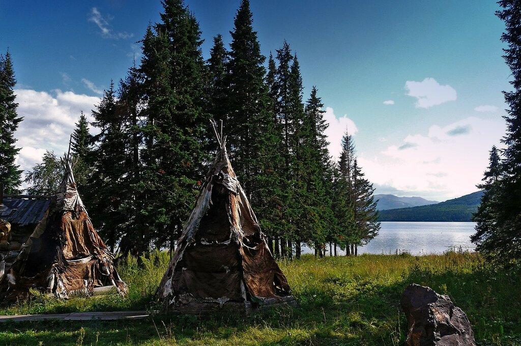 В национальном парке Зюраткуль.