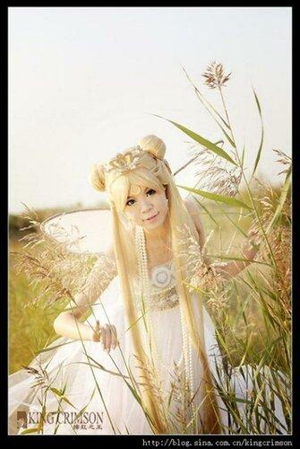 Сейлор мун косплей, Sailor moon, cosplay, Serenity cosplay