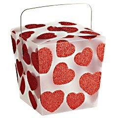 Упаковка для подарков в День святого Валентина