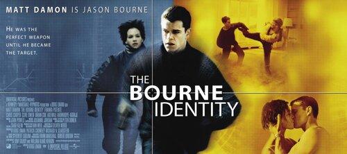 Джейсон Борн - Трилогия / Jason Bourne Trilogy (2002-2007) HDRip-AVC от 48 seconds от Zlofenix