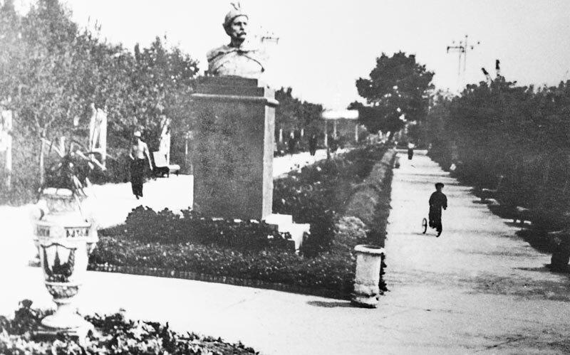 Белгород, памятник Богдану Хмельницкому, фото БИКМ