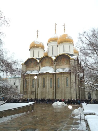 г Москва. Успенский собор