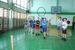 Спортивная эстафета посвящённая Дню Защитника Отечества (5-6 классы) 2012