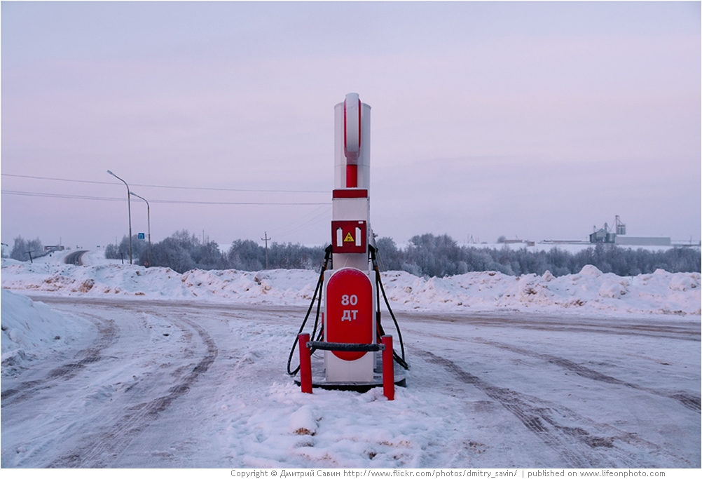 Российская провинция фотографа Дмитрия Савина