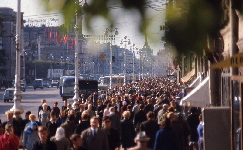 Ленинград 1965