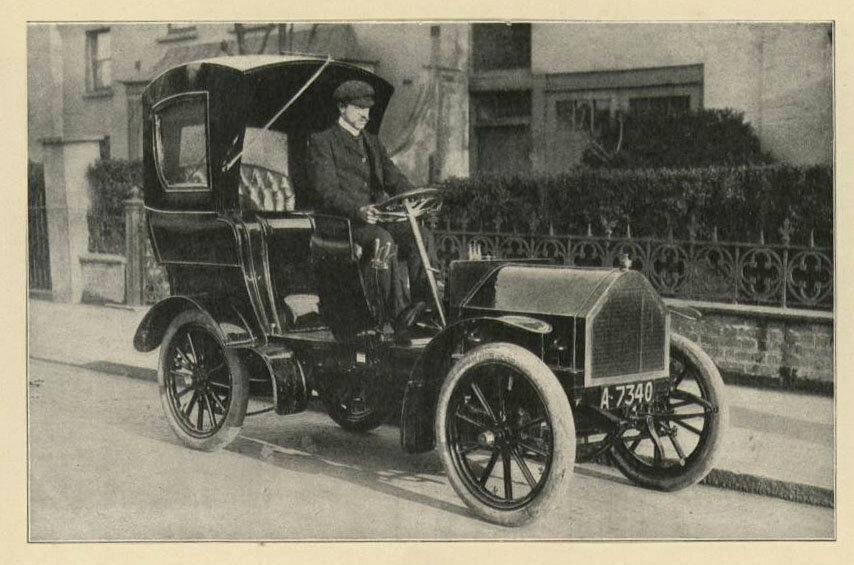 Изображений винтажных автомобилей