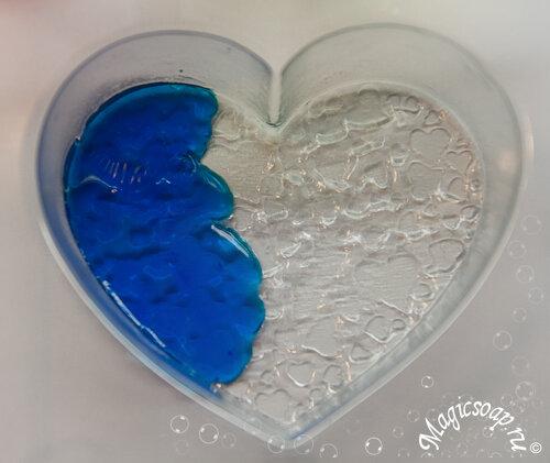 Радужная валентинка - сердечки для ваших любимых к 14 февраля!