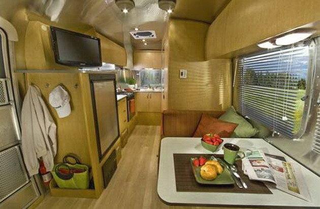 Отель Airstream. Франция